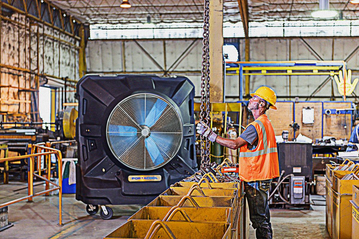 Portacool Portable Evaporative Conditioners