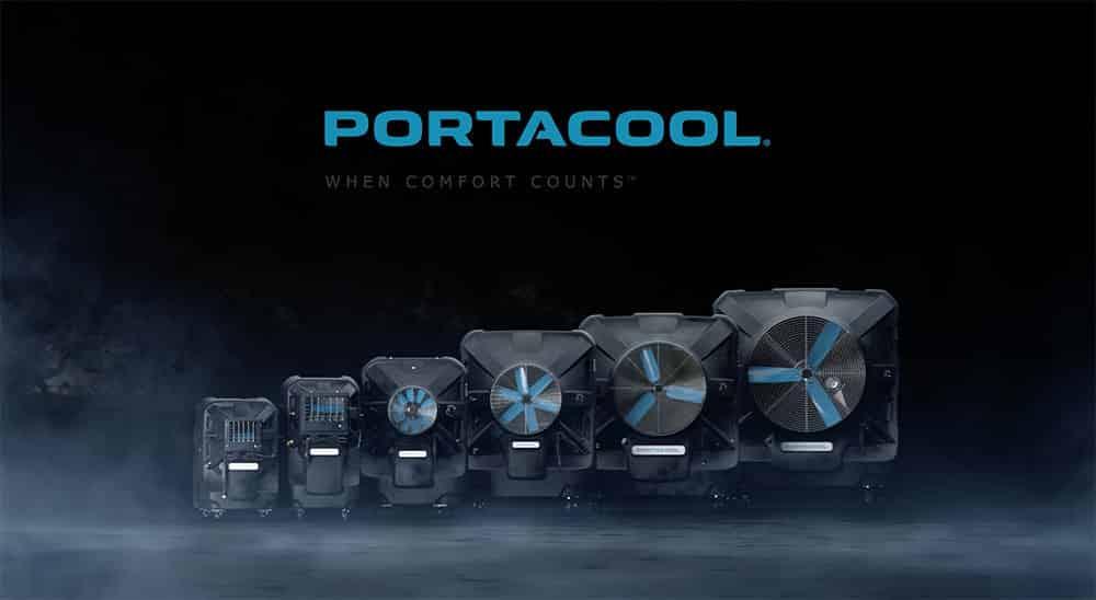 Portacool Evaporative Coolers