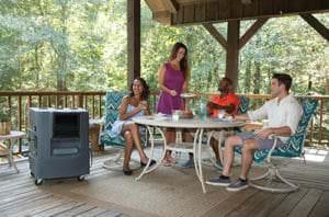 Portacool portable home evaporative cooler