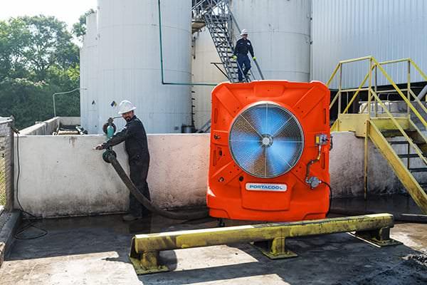 Portacool Evaporative Coolers for Hazardous Locations